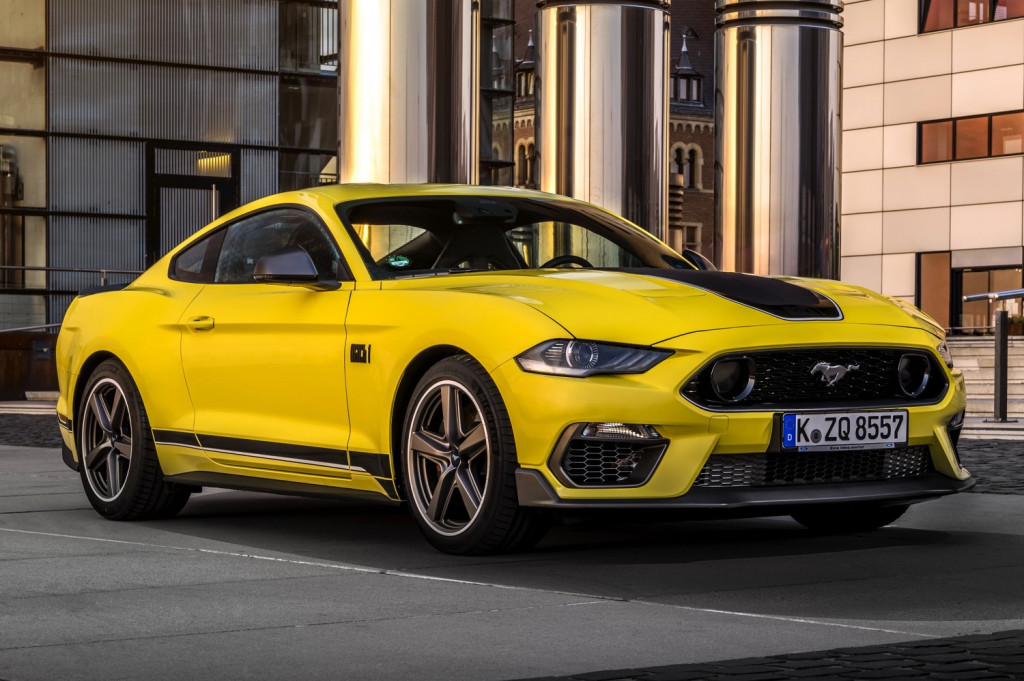 Ford Mustang : la Mach 1 arrive en Europe - photo 10