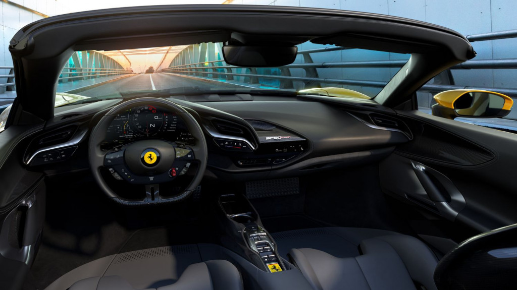 Ferrari SF90 Spider : 1000 ch en plein air - photo 13